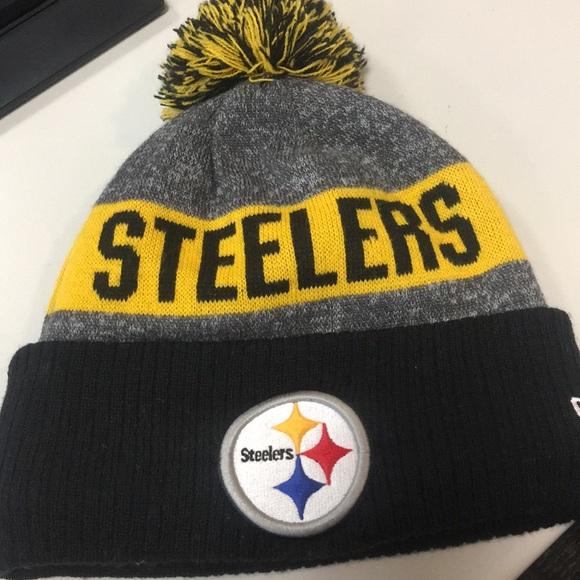 New Era Accessories - Pittsburgh Steelers NFL Winter Beanie ✨ cf4502e10